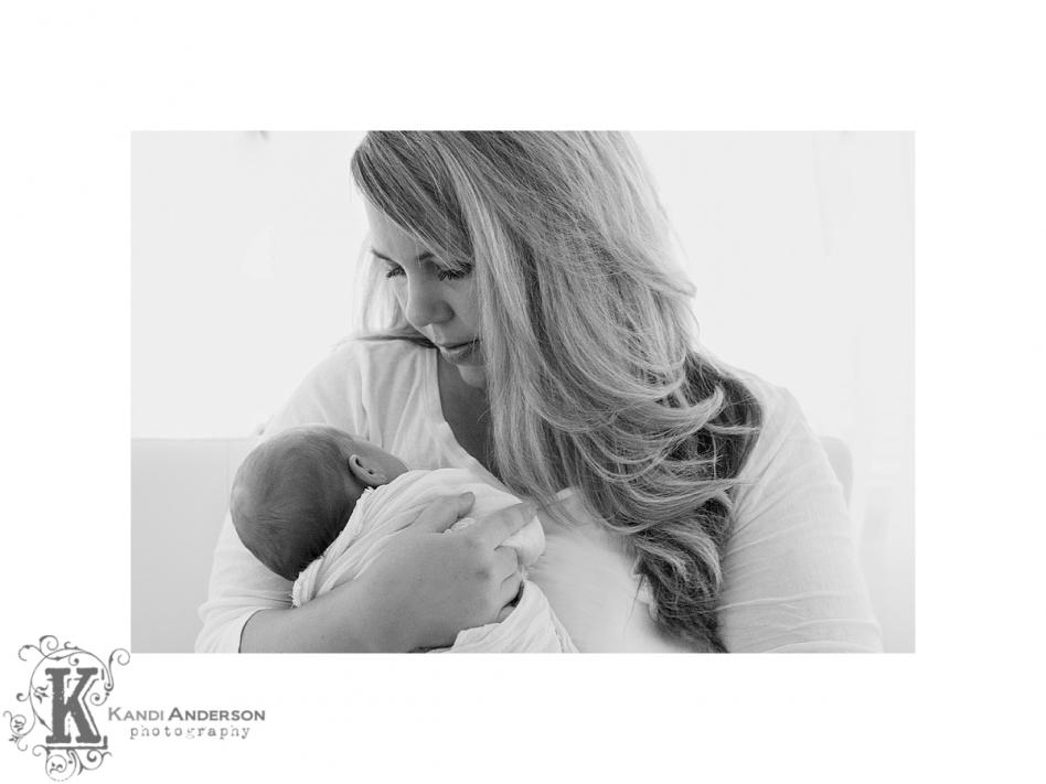Kandi Anderson Photography - newborn family photography