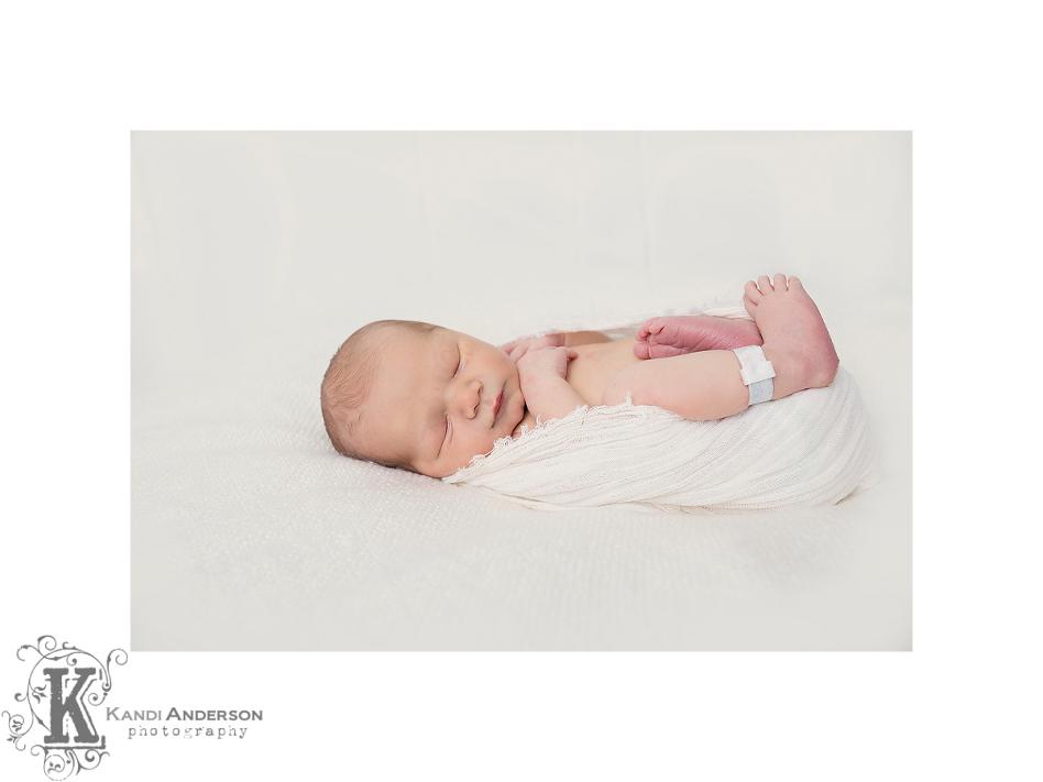 Kandi Anderson Newborn Photography