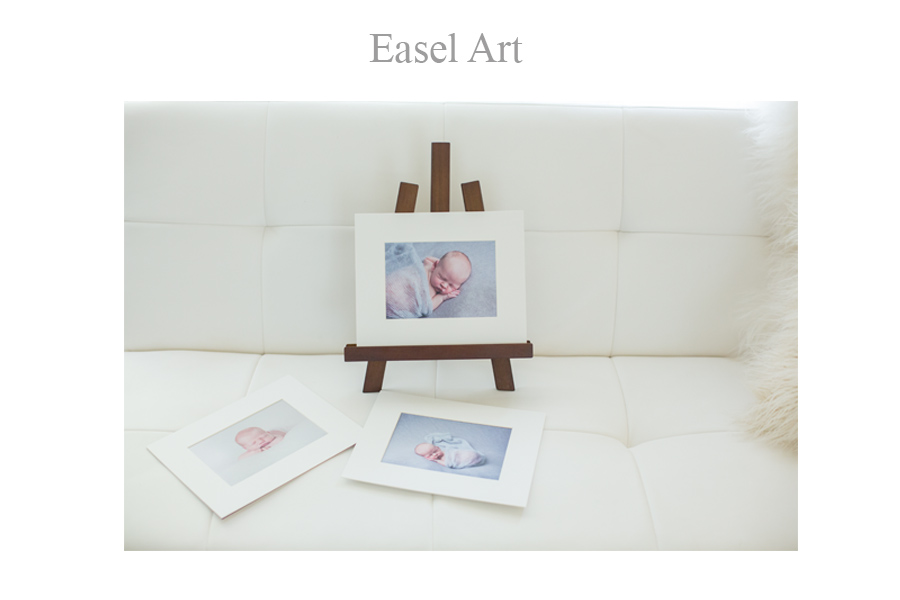 Easel Art offered at Kandi Anderson Photography